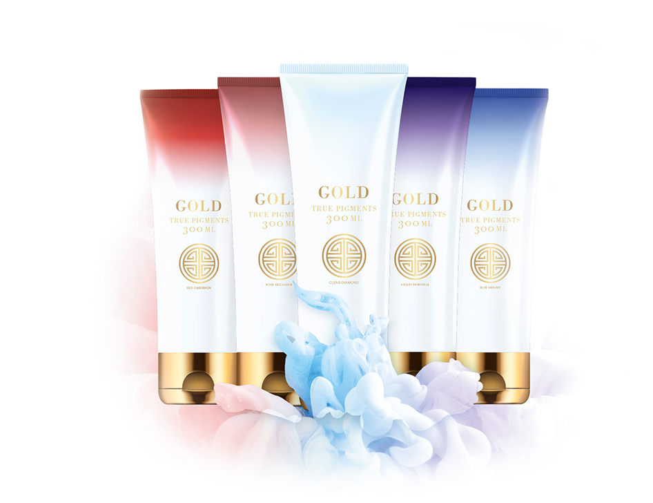 Veganes Haarpflege von GOLD professional Haircare